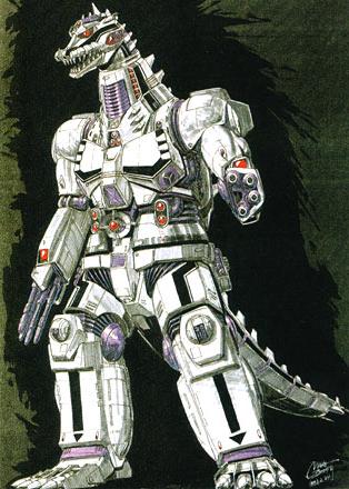 File:Concept Art - Godzilla vs. MechaGodzilla 2 - MechaGodzilla 5.png