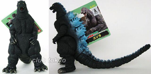 File:Bandai Japan Toho Kaiju Series - Godzilla.jpg