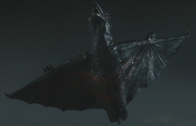 File:Gamera - 3 - vs Gyaos - 16 - Gyaos flies.png