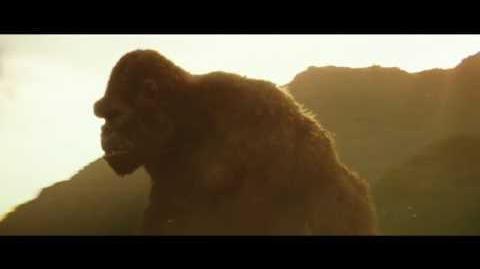 "KONG SKULL ISLAND - ""Is That A Monkey"" Clip"