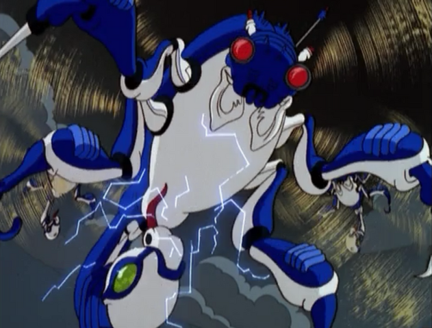 File:Godzilla The Series - Monsters - Cyber-Flies.png