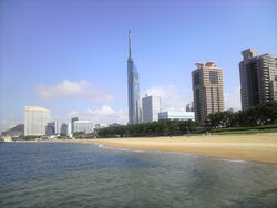 Seaside-momochi