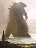 Concept Art - Godzilla 2014 - Godzilla 16