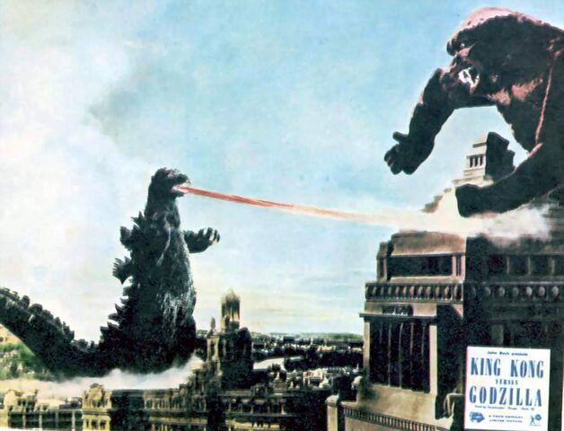 File:Early American King Kong vs. Godzilla Poster.jpg