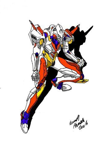 File:Neo Daikaiju JET JAGUAR by Dino master.jpg