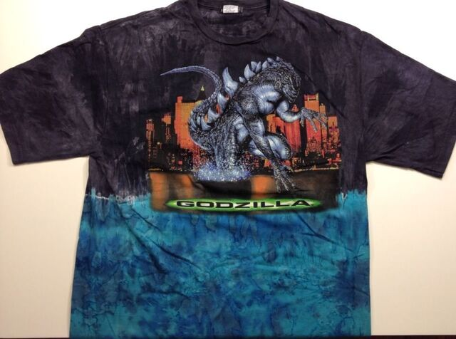 File:ZILLA 1998 T-Shirt with art that was reused for Zilla 2004 copyright icon 2.JPG