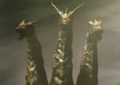 Keizer Ghidorah and its heads