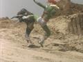 Go! Greenman - Episode 3 Greenman vs. Gejiru - 42