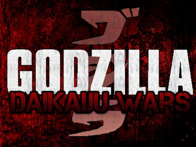 Godzilla DaiKaiju Wars title