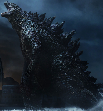 Godzilla en Godzilla (click to enlarge)