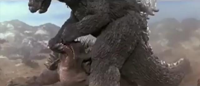 File:Godzilla vs. MechaGodzilla - Anguirus gets King King'd by Fake Godzilla.png