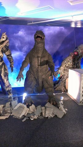 File:Great Godzilla 60 Years Special Effects Exhibition photo by Joseph Rouleau - FinalGoji 1.jpg