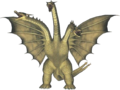 Godzilla Save The Earth KING GHIDORAH