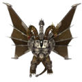 Mecha-King Ghidorah (PS4)