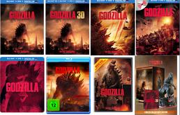 Godzilla copys