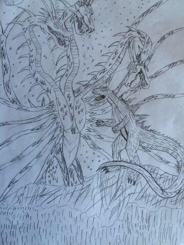 File:Midnight Mountain Fight - Godzilla vs. King Ghidorah!.jpg
