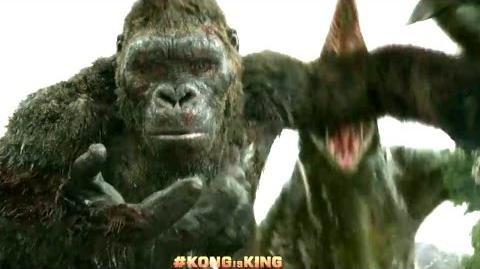 KONG SKULL ISLAND - Official Final Trailer Sneak Peek (2017) Tom Hiddleston Monster Movie HD