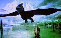 Last Dinosaur-Pteranodon