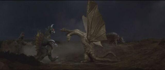File:Godzilla and Anguirus begin their attack.jpg