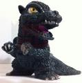 Bandai Godzilla Chibi Figures - Godzilla
