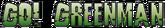 Go! Greenman header