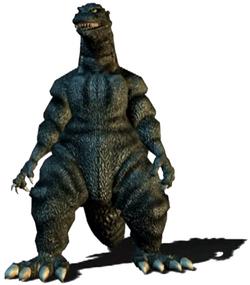 Unleashed - Godzilla 90s
