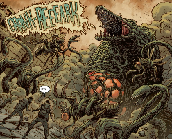 File:Godzilla Cataclysm Issue 1 - Biollante.png