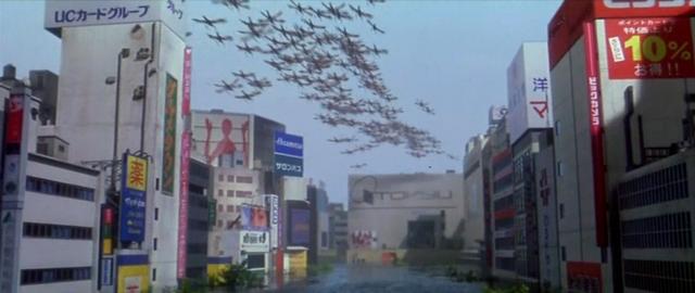 File:Godzilla vs. Megaguirus - Hundreds of Meganulas fly away.png