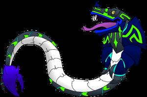 Servopent, Protector of Atlantis