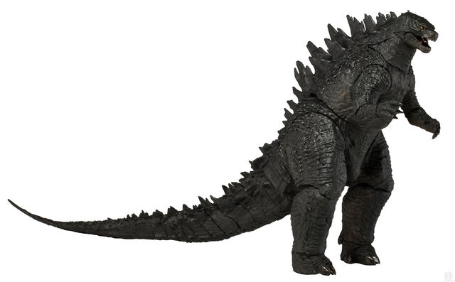 File:NECA Godzilla 2014 12-Inch Painted 3.jpg