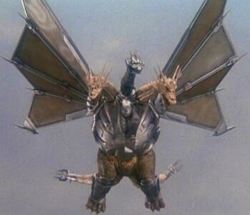 Godzilla Vs Anguirus Rodan And King Caesar Mecha-King Ghidorah | ...