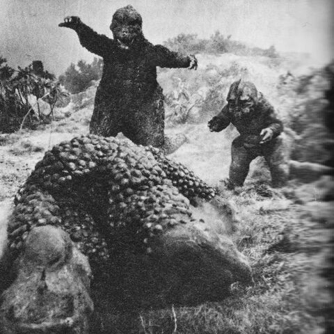 File:AMA - Gabara is Down Before Godzilla and Minilla.jpg