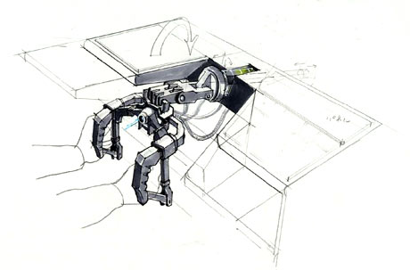 File:Concept Art - Godzilla Final Wars - Gotengo Controls 1.png