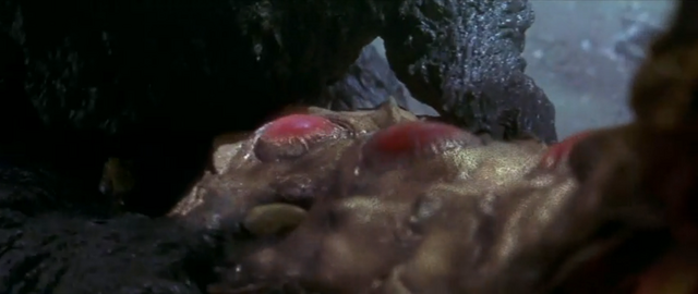 File:Godzilla vs. Megaguirus - Godzilla tries to remove dat stinger.png
