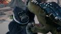 Kong vs T-Rex
