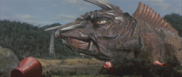File:Gamera - 5 - vs Jiger - 40 - Jiger Wakes Up Because of Low Frequency Sounds.png