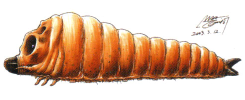 File:Concept Art - Godzilla Tokyo SOS - Mothra Larva 2.png