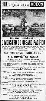 Gojira Poster Portugal