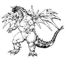File:Concept Art - Godzilla vs. SpaceGodzilla - SpaceGodzilla 7.png