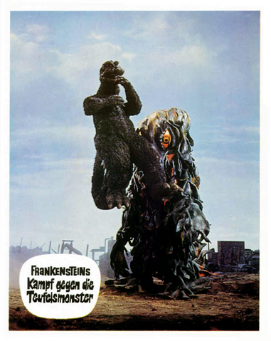 File:Godzilla vs. Hedorah Lobby Card Germany 5.png
