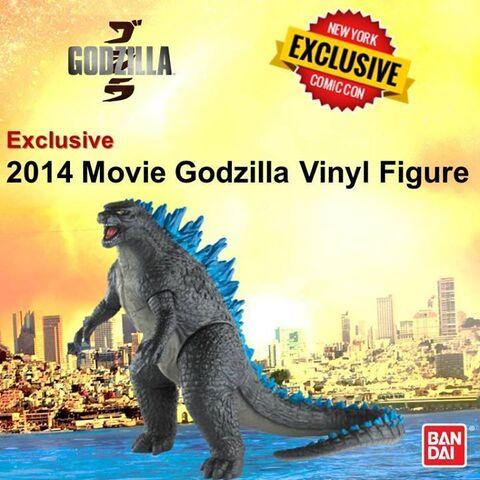 File:Comic-Con New York Exclusive Godzilla 2014 6-inch Figure.jpg