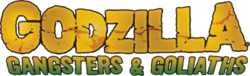 GANGSTERS AND GOLIATHS Logo
