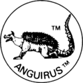 Monster Icons - Anguirus