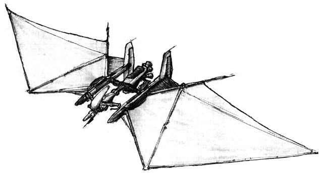 File:Concept Art - Godzilla vs. MechaGodzilla 2 - Pteranodon Robot 8.png