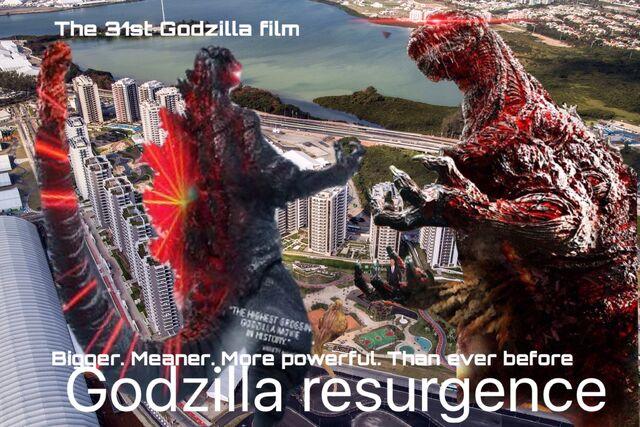 File:Custom Godzilla poster.jpeg