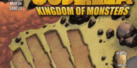 Godzilla: Kingdom of Monsters Issue 6