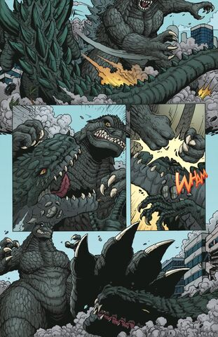 File:Godzilla Rulers of Earth Godzilla vs Zilla 2.jpg