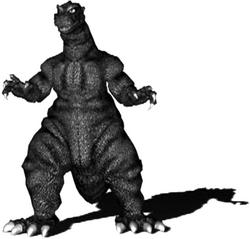 Unleashed - Godzilla 54