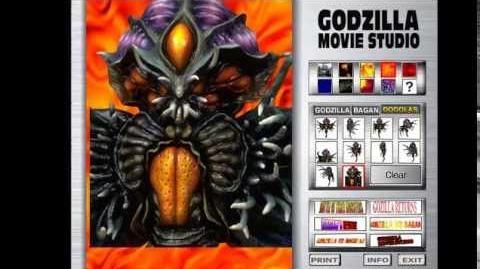 Godzilla Movie Studio Tour - Publicity Dep