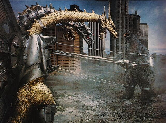 File:GVKG - Mecha-King Ghidorah's Capture Cables and Machine Hand.jpg